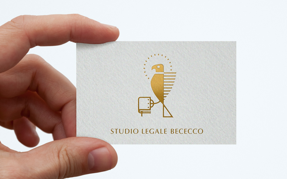 Studio Bececco business card