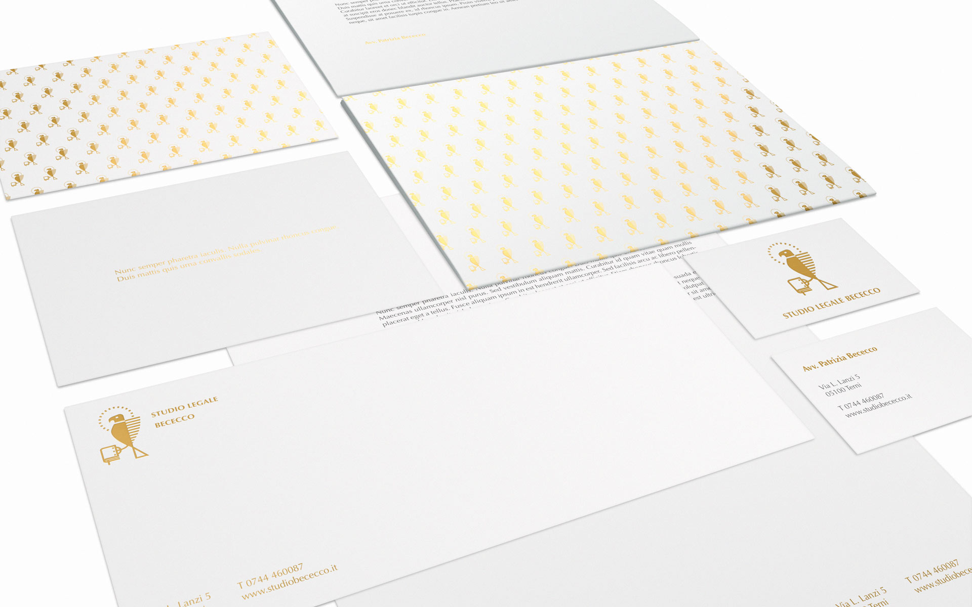 Studio Bececco stationery