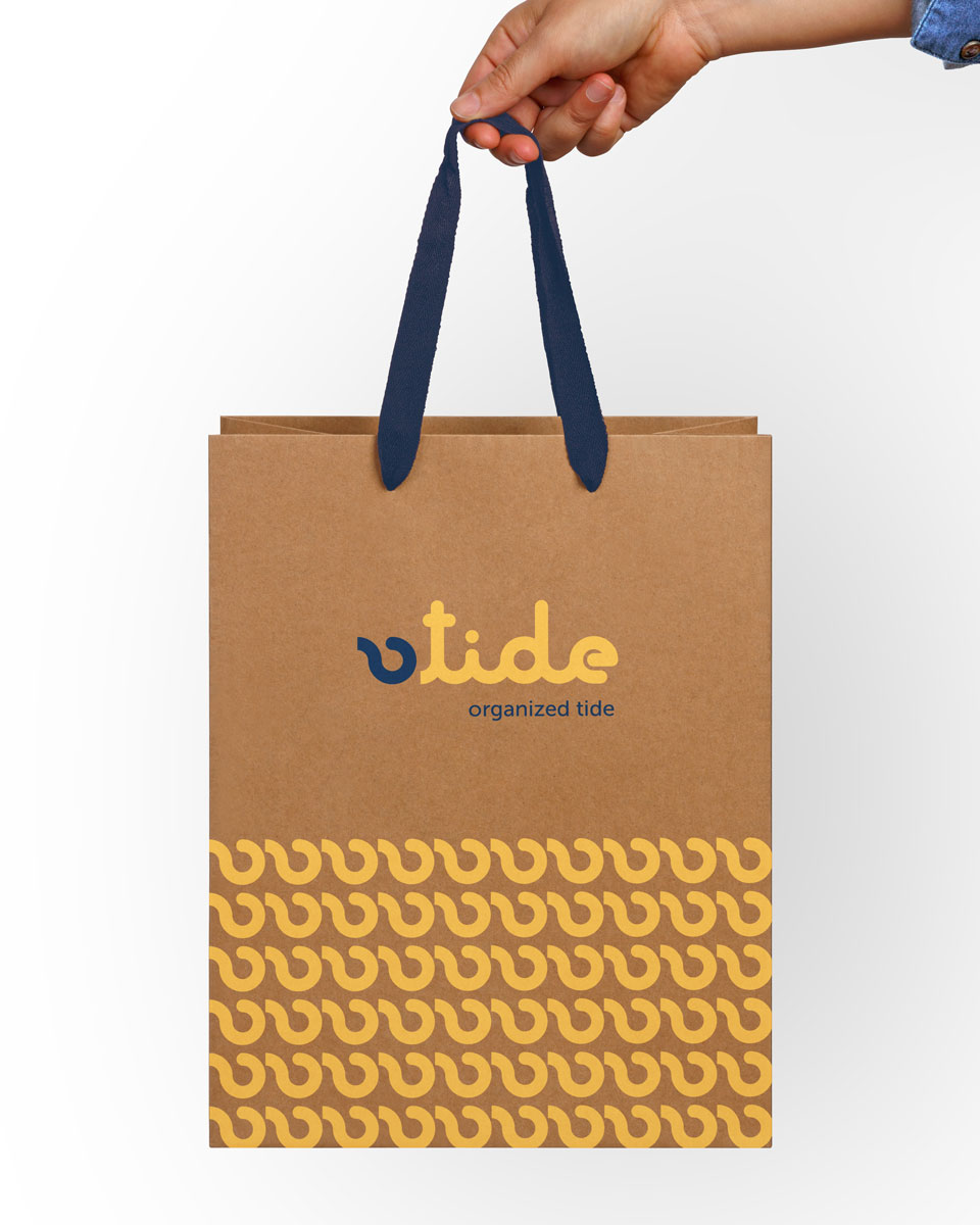 Otide package design bag