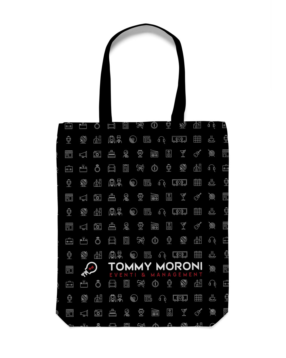 Tommy Moroni Eventi & Management bag