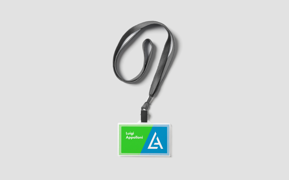 badge Appolloni identity