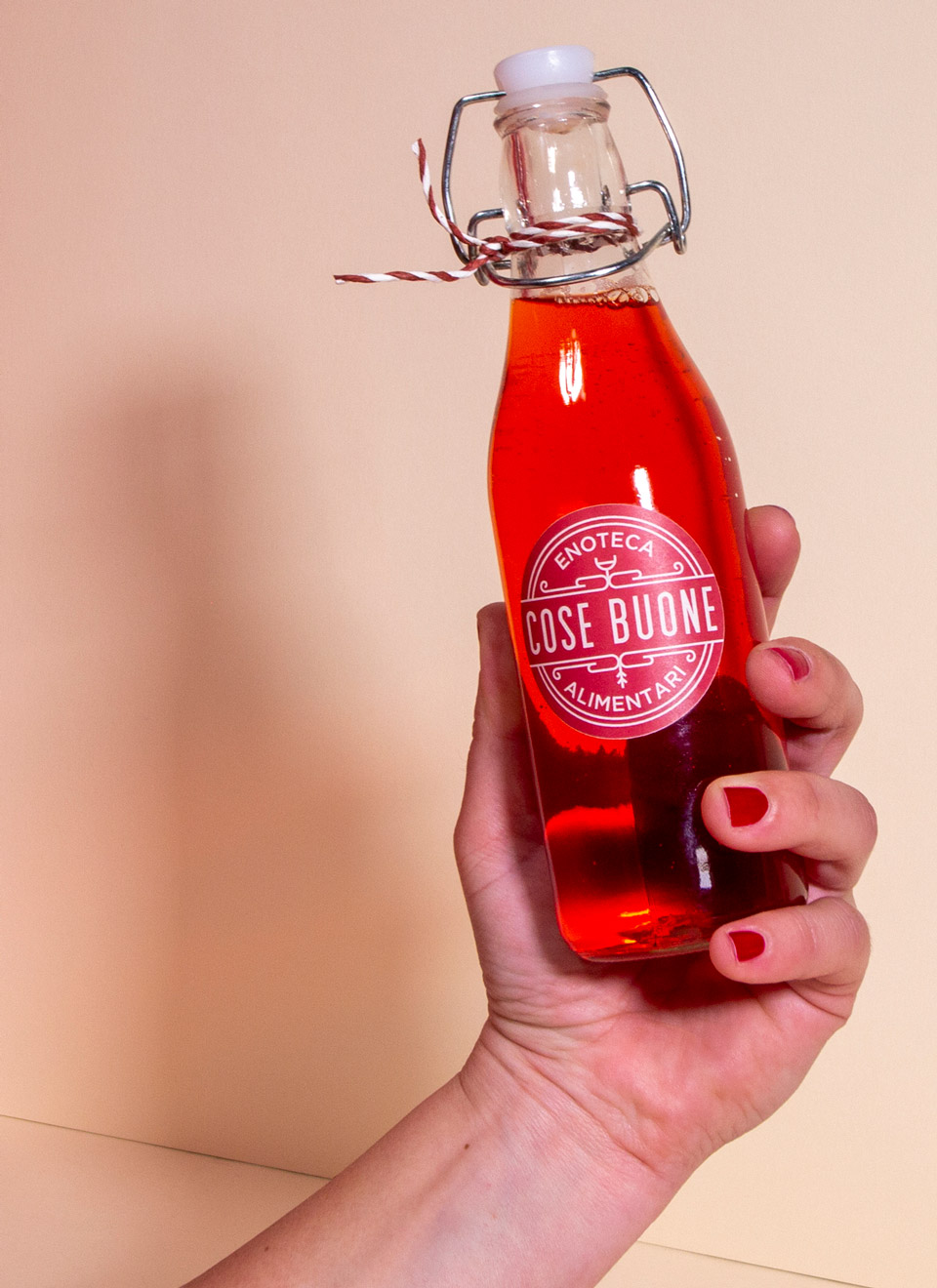 Cose Buone Spritz Packaging