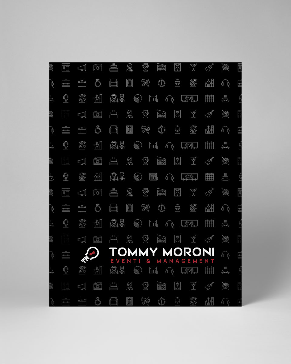 Tommy Moroni Eventi poster